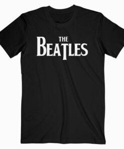 The Beatles Logo Band T-shirt