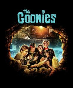 The Goonies Pirate Ship T-Shirt