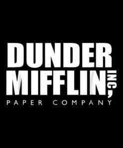 The Office Dunder Mifflin Comfortable T-Shirt