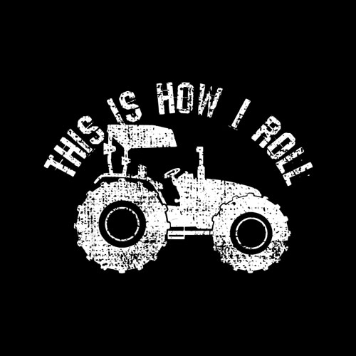 Tractors Farmer Funny Saying Vintage Gift T-Shirt
