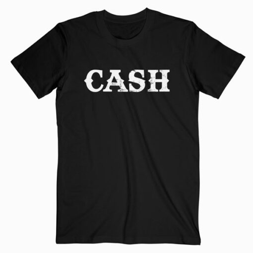 Vintage Cash Country Music Lovers Outlaw T-Shirt