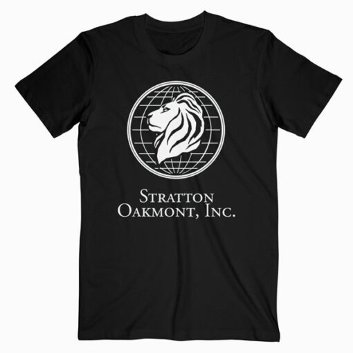 Wolf of Wall Street Stratton Oakmont T-Shirt