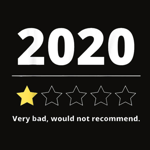 2020 Review Very Bad Would Not Recommend T Shirt