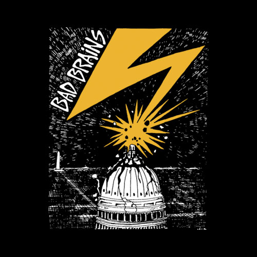 Bad Brains Band T Shirt