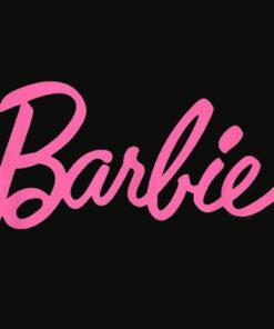 Barbie Logo T Shirt