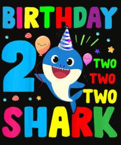 Birthday Boy 2 Year Old Gif Doo Doo Doo T Shirt