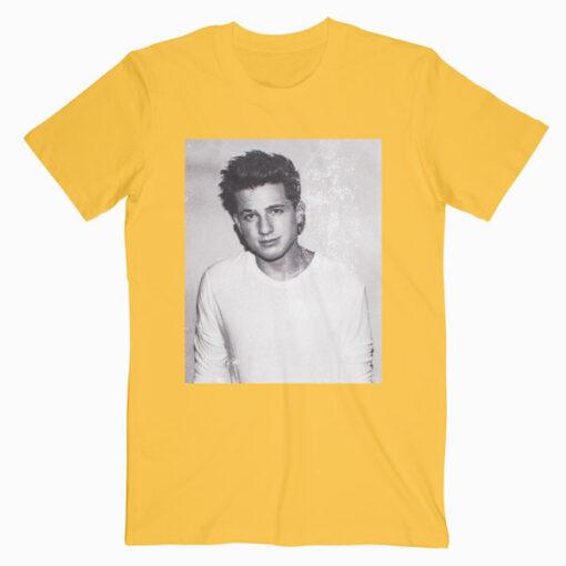 Charlie Puth T Shirt gy