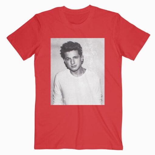 Charlie Puth T Shirt rd