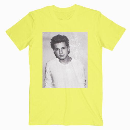 Charlie Puth T Shirt yl