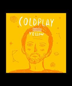 Coldplay Band T Shirt