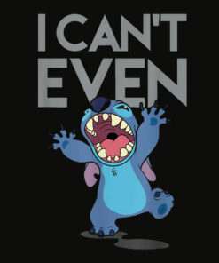 Disney Cant Even Lilo and Stitch T shirt