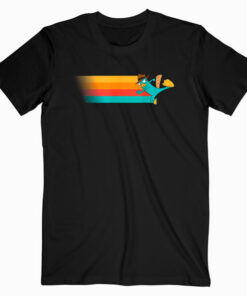 Disney Channel Phineas and Ferb Perry the Platypus T Shirt