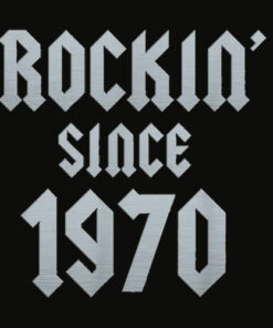 Gift for 50 Year Old Classic Rock 1970 50th Birthday T Shirts