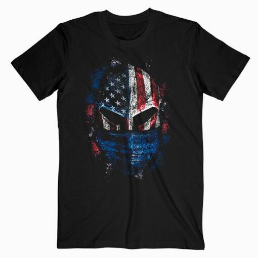 Grunt Style American Spartan Prepared Men's T Shirt