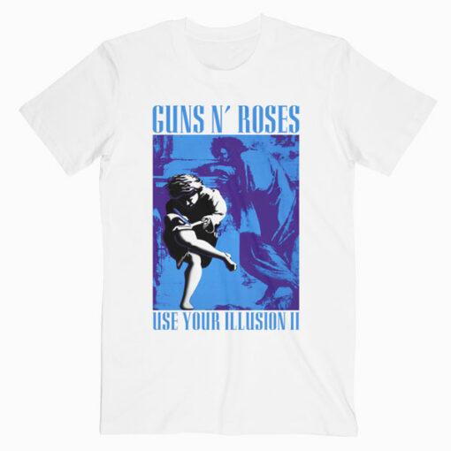 Guns N Roses Use Your Illusion Band T Shirt