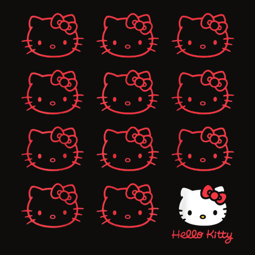 Hello Kitty Real T Shirt