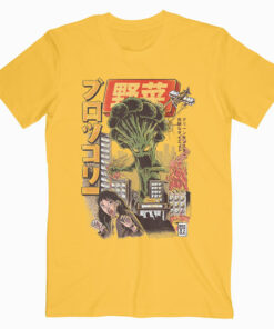Japanese Harajuku Cartoon Monster T-Shirt
