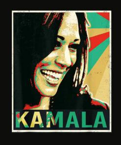 Kamala Harris 2020 TShirt Kamala For President