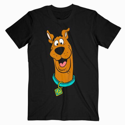 Kids Scooby Doo Big Face T Shirt