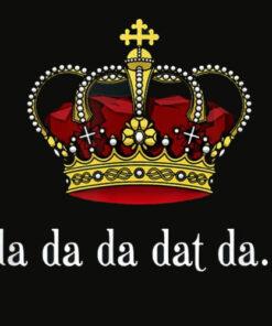 King George III Tee Da Da Da Dat Da