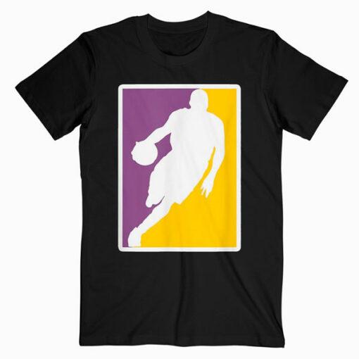 Kobe NBA logo Tribute T Shirt