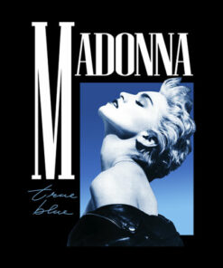 Madonna True Blue Band T Shirt