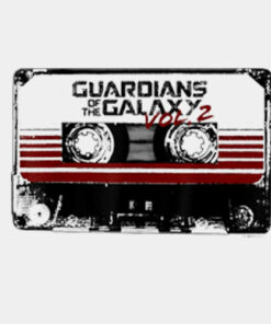 Marvel Guardians of the Galaxy 2 Cassette Graphic T Shirt