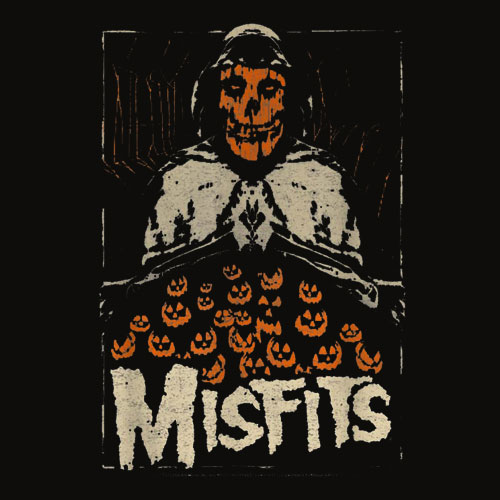 Misfits I Remember Halloween T Shirt