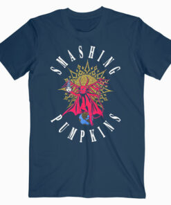 Mission To Mars Smashing Pumpkins Band T Shirt