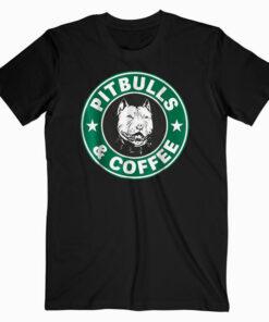 Pitbull and Coffee Shirt