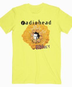 Radiohead Pablo Honey Band T Shirt