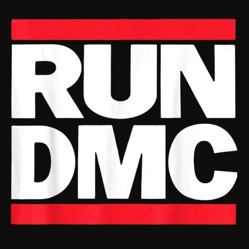 Run DMC Official Logo T Shirt