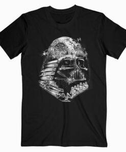 Star Wars Darth Vader Build The Empire Graphic T Shirt