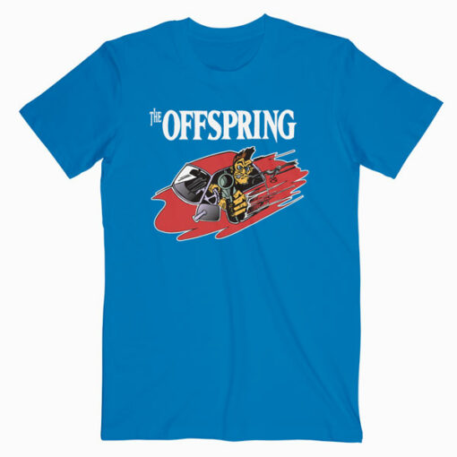 Stupid Dumbshit Goddam Mother Fucker The Offspring Band T Shirt