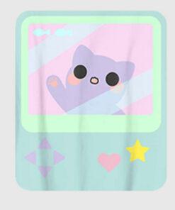 Super Kawaii Gamer Cat kitty Pastel Anime Inspired T Shirt