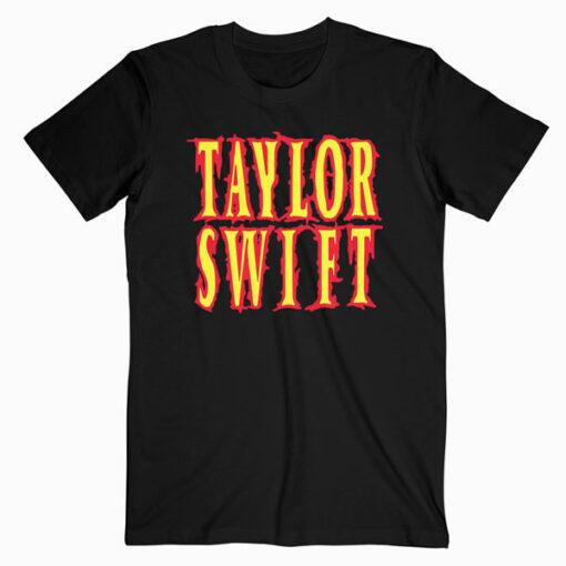 Taylor Swift Women\'s T Shirt In Connecticut