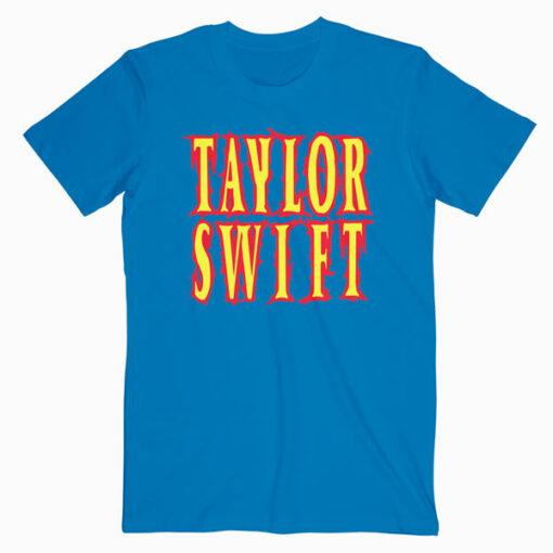 Taylor Swift Earth Crisis Band T Shirt