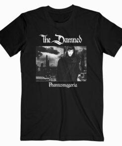 The Damned Phantasmagoria Band T Shirt