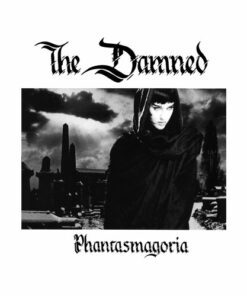 The Damned Phantasmagoria Band T Shirt