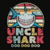 Uncle Shark T Shirt Doo Doo Doo Tee