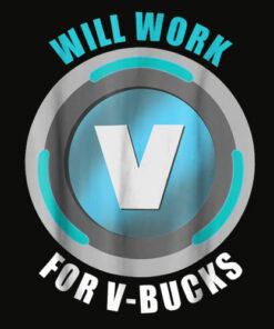 V Bucks Shirt Men Women Youth