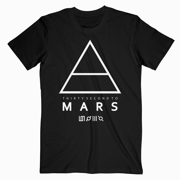 63251vdgxdg Camiseta 30 Seconds to Mars Black Logo Mesh Hats Cool and Fashionable Design with The Popular Ideas