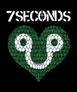 7 Seconds Band T shirt