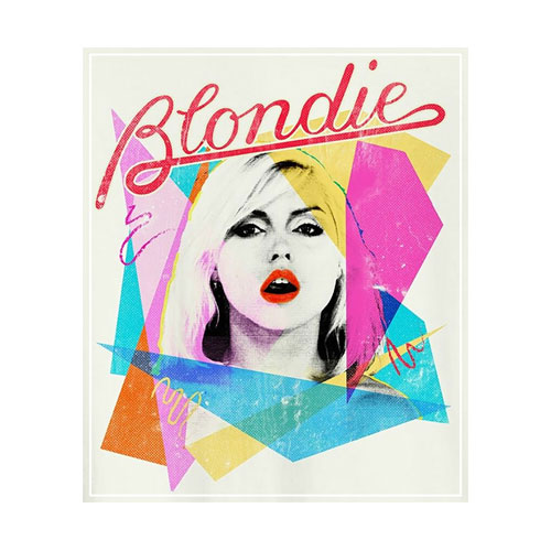 Amplified Blondie Ahoy 80s Band T Shirt