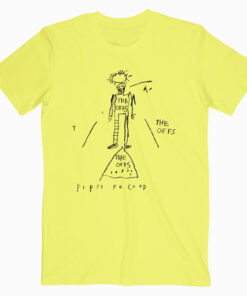 Basquiat Designed an Album Cover for a Grimy Punk-Ska Band 35 Years Ago Band T Shirt