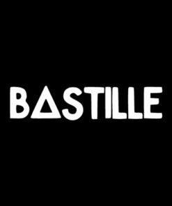 Bastille Band T shirt