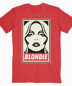 Blondie Debbie Harry Band T Shirt