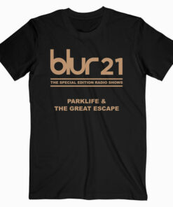 Blur The Special Edition Radio Shows Band T Shirt