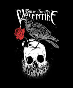 Bullet For My Valentine Band T Shirt