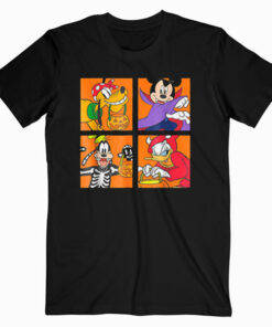 Disney Mickey Mouse and Friends Surprise Halloween T Shirt